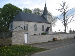 Mariage, Christophe Philippe, Ramelot, eglise notre-dame